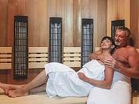Relax v sauně - Boží Dar