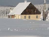 Chalupa k pronájmu - zimní dovolená Boží Dar - Ryžovna