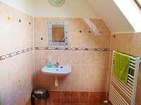 koupelna v patře - Kovářská