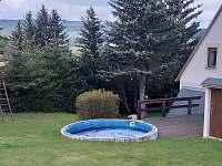 Chata Kovářská - Bazén - k pronájmu