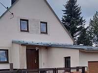 Chata Kovářská - vstup - ubytování Kovářská