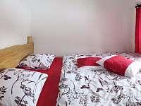 2.patro malá ložnice - chata k pronajmutí Měděnec