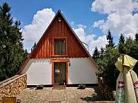 Chata ubytování v obci Hanušov