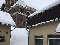 Apartmán Potůčky - ubytování Potůčky