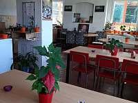 Společenská místnost - Rudolice v Horách