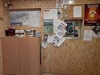 Vstupní chodba - ubytování Rudolice v Horách