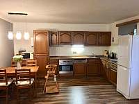 Kuchyň - chata k pronajmutí Mikulov v Krušných horách