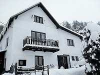 ubytování na Mostecku Chata k pronajmutí - Mikulov v Krušných horách