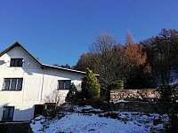Losí bouda Mikulov v Krušných horách - chata ubytování Mikulov v Krušných horách