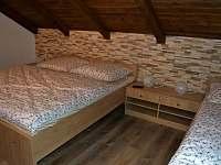 Pokoj 2 - chata k pronajmutí Loučná pod Klínovcem - Háj