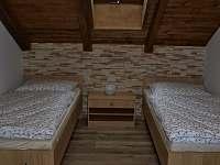 Pokoj 3 - chata k pronájmu Loučná pod Klínovcem - Háj