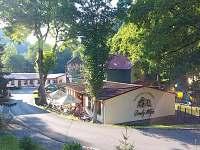 Rekreační areál Druhý Mlýn - Bečov