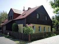 ubytování České Hamry na chalupě k pronájmu