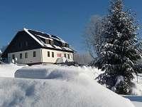ubytování Kraslice v apartmánu na horách