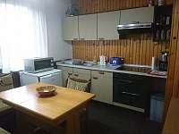 Kuchyň patro. - Mariánská