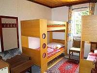 Spani na palandach - ubytování Mariánská