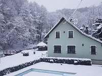 Chalupa k pronajmutí - zimní dovolená Stráž nad Ohří - Peklo