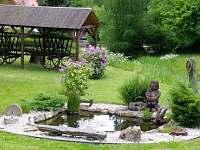 Okolí domu - zahrada