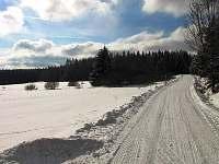 Zima v Kovářské