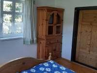 ložnice - chata k pronájmu Kovářská