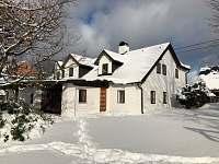 Chata k pronajmutí - zimní dovolená Rudolice v Horách