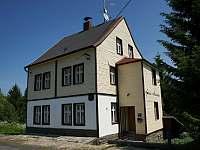 Chata ubytování v obci Malý Hrzín
