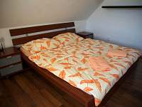Apartmán - ložnice - chata k pronajmutí Abertamy - Hřebečná