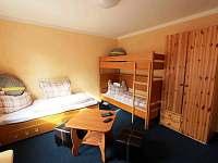 2-lůžkový pokoj+možná 1 přistýlka