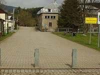 Jsme přímo na německé hranici