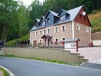 Apartmán na horách - okolí Moldavy
