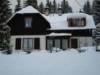 Chata k pronajmutí - dovolená Karlovarsko rekreace Rudné