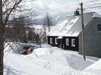 ubytování Horní Hrad v apartmánu na horách
