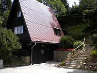 Chata k pronájmu - zimní dovolená Loučná pod Klínovcem