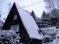 ubytování České Hamry na chatě k pronájmu