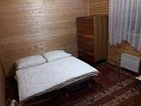 ložnice (manželská postel) - chata k pronájmu Abertamy - Vršek