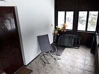 veranda - pronájem chaty Abertamy - Vršek