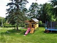 dětské hřiště - Háj u Jindřichovic