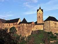 Okolí - hrad Loket