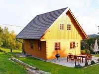 Chalupa k pronajmutí - dovolená Přehrada Lesík rekreace Háj u Jindřichovic