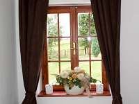 Pohled z okna pokoj 2