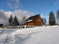 Zima - Háj u Jindřichovic