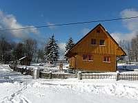 Zima - chalupa ubytování Háj u Jindřichovic