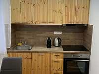 Apartmán, kuchyň - Boží Dar