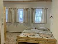 Apartmán, manželská postel - Boží Dar