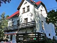 Vila Kraslice - chata ubytování Kraslice - Zelená Hora