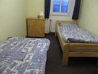 Apartmán 1 - malá ložnice - ubytování Abertamy