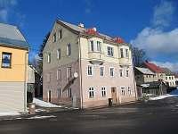 ubytování  v apartmánu na horách - Abertamy
