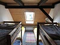 šestilůžkový pokoj - 2.patro - Měděnec