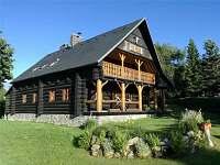 Srub k pronájmu - dovolená v Krušných horách