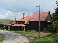 Osecká chata Moldava